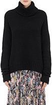 A.L.C. Women's Jake Wool Turtleneck Sweater-BLACK