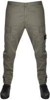 Stone Island Combat Trousers Green