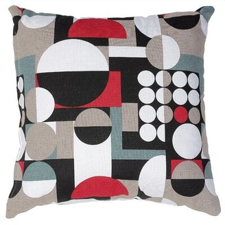 Cortesi Home Mondo Geometric Accent Throw Pillow