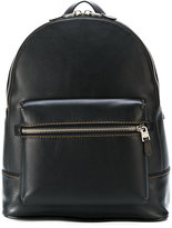 Coach zip backpack - men - Calf Leather - One Size