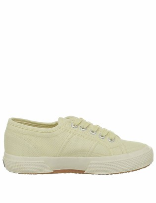 Superga 2750 Jcot Classic Kids Ecru Sneakers in Size 28 EU / 10 Little Kid UK Beige