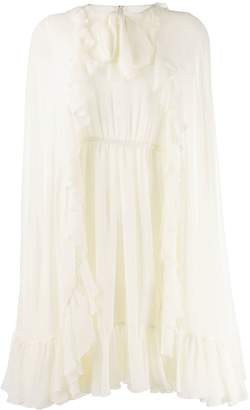 Giambattista Valli ruffled dress