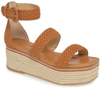 Chinese Laundry Zella Woven Platform Sandal