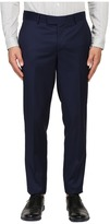 The Kooples Fitted Suit Trousers Men's Casual Pants