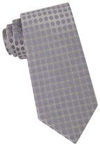 Calvin Klein Dotted Silk Tie