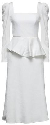 Johanna Ortiz 3/4 length dress