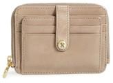 Hobo Women's 'Katya' Leather Wallet - Grey