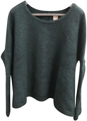 Des Petits Hauts Blue Wool Knitwear for Women