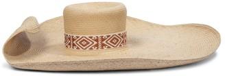 Johanna Ortiz La Capitana straw hat