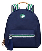 Tory Burch Embroidered-T Backpack