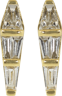 Nikos Koulis Medium Spectrum Diamond Studs