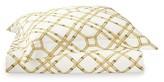 Williams-Sonoma Williams Sonoma Bamboo Printed Linen Bedding