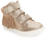 Dolce Vita Girl's 'Annie' High Top Sneaker