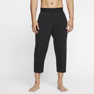 Nike Men's 3/4 Pants Yoga Dri-FIT