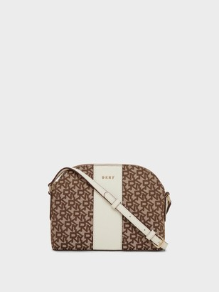 DKNY Beca Town & Country Dome Crossbody