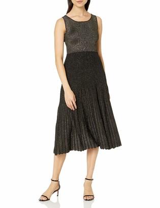 Bailey 44 Women's Reversible Shimmer Midi Dress