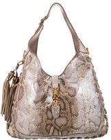Gucci Python New Jackie Bag