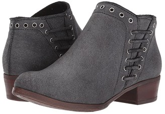 Minnetonka Brenna Boot (Vintage Charcoal) Women's Boots