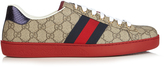Gucci Ace GG Supreme low-top trainers