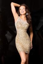 Scala 48600 Dress In Gold