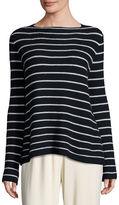 The Row Stretton Breton-Striped Sweater