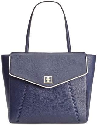Anne Klein Navy Timeless Choice Bag
