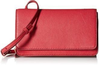 Fossil BRYNN MINI BAG RED VELVET Wallet