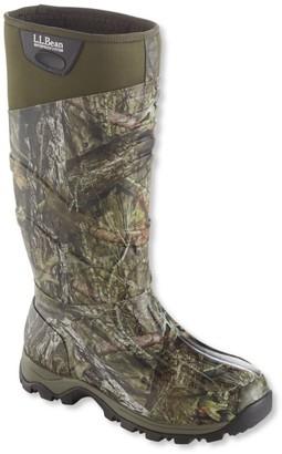 L.L. Bean Men's Ridge Runner Rubber Camo Hunting Boots