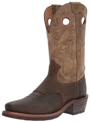 Ariat Men's Heritage Roughstock Western Cowboy Boot