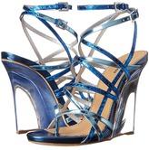 DSQUARED2 Metallic Wedge Sandal