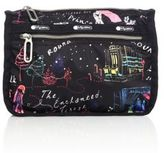 Le Sport Sac Everyday Cosmet Wonderland Printed Pouch