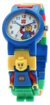 Lego Classic Kids Minifigure Interchangeable Links Watch - Multicolor