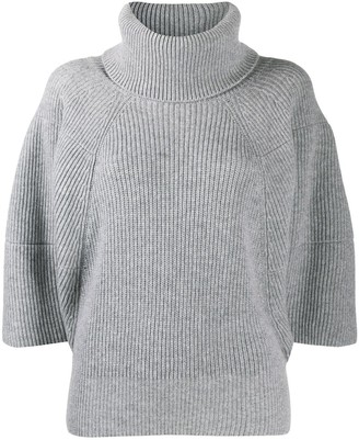 Givenchy Roll-Neck Cashmere Jumper