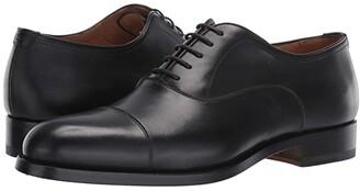 Magnanni Jefferson (Black) Men's Shoes