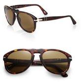 Persol Retro Keyhole Acetate Sunglasses