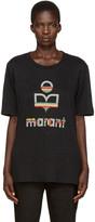 Etoile Isabel Marant Black Kendriwa T-shirt