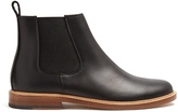 A.P.C. Ethan leather chelsea boots