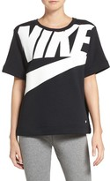 Nike Women's Sportswear Irreverent Graphic Tee