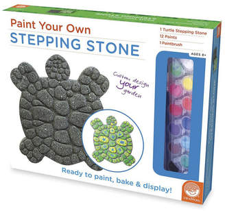 Your Own Paint Stepping Stone - Turtle