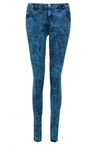Select Fashion Fashion Womens Blue Stella Denim Supersoft Skinny - size 18