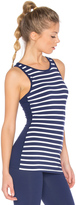 Beyond Yoga x kate spade Sailing Stripe Tank