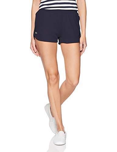 e859ac8792 Women's Sport Fleece Drawstring Tennis Shorts