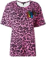 Marc Jacobs printed patchwork T-shirt - women - Cotton - M