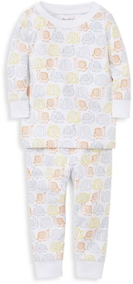 Kissy Kissy Baby's 2-Piece Printed Elephant Pajama Set