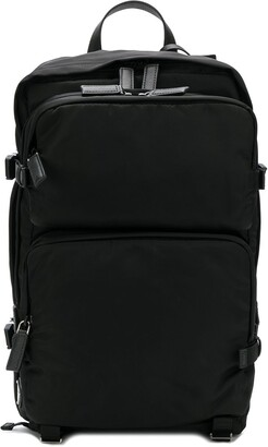 Prada Pocket Backpack
