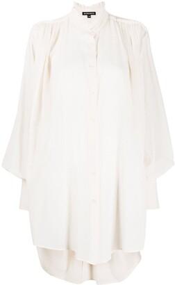 Ann Demeulemeester Oversized Blouson Shirt