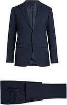 Lanvin Attitude-fit wool suit