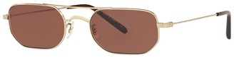Oliver Peoples Unisex Indio 51Mm Sunglasses
