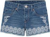 Levi's Girls 7-16 Novelty Shortie Shorts