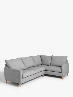 John Lewis & Partners Bailey High Back RHF Corner End Sofa